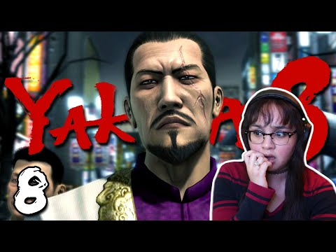 Wtf He's Back Again?! | Yakuza 3 Remastered Gameplay Part 8