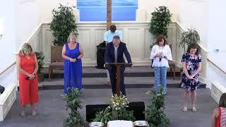 "5 July 2020 ""Thank God I Am Free""  Rom 8:1-4  11 am service"