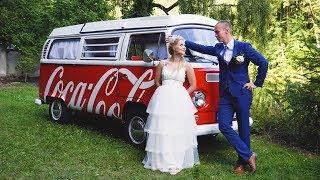 Naše svatba ♥ Evka a Jenda 7. 7. 2018