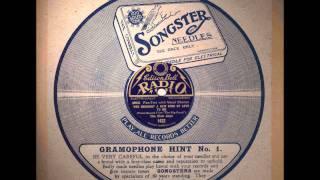 Hit Songs of  1930 - Harry Hudson