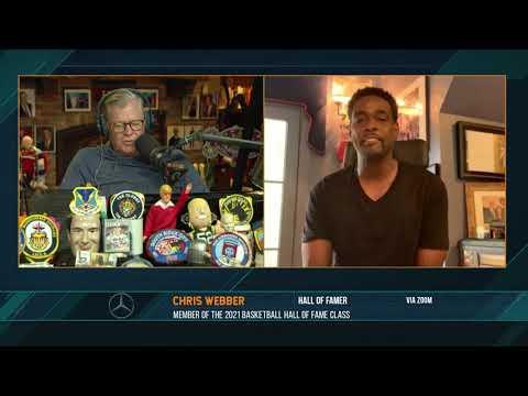 Chris Webber on the Dan Patrick Show Full Interview   9/15/21