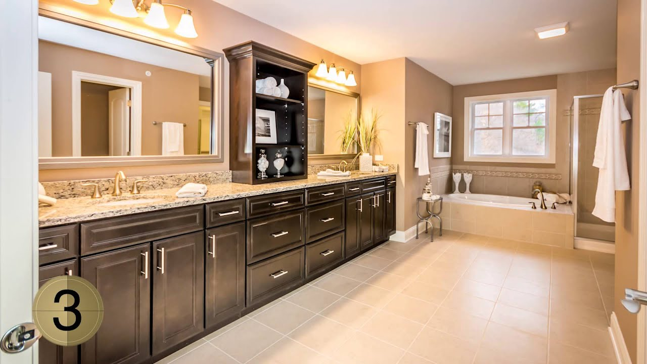 5 favs our favorite masterbath designs for fall 2015 for Master bathroom ideas 2015