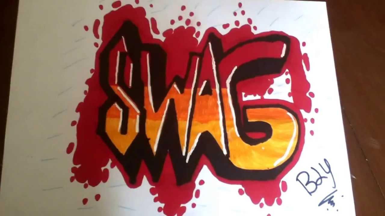 Tag Sur Papier Swag Youtube