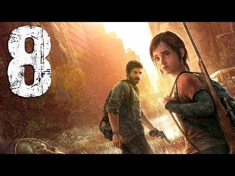 The Last Of Us - Gameplay Walkthrough Part 8 - Subway Station