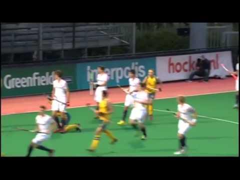 Hockey World League: Nederland - Australië - 21.06.2013 (SF)