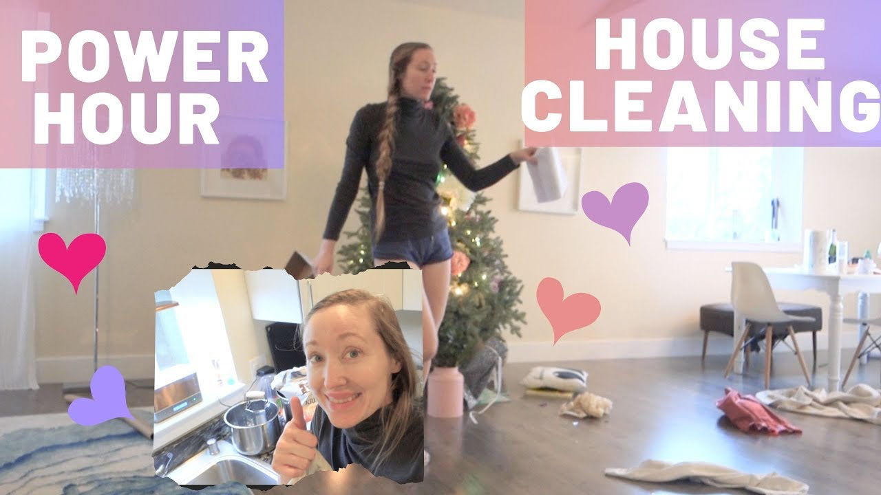 Power Hour House Cleaning