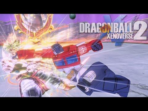 Optimus Prime vs. Broly?! | I Love Mods | Dragon Ball Xenoverse 2 PC Mods |