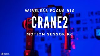 DIY Wireless Focus Rig for Zhiyun Crane 2 | Motion Sensor RC | Servo Follow Focus | by Chung Dha