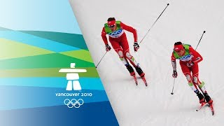 Nordic Combined - Large Hill, 10KM - Vancouver 2010 Winter Olympic Games