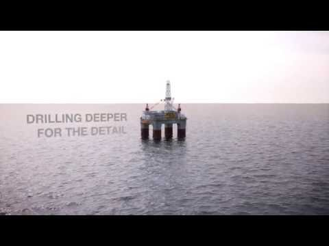 Rig Surveys - Service Offering Animation - Semi-submersible inspection, repair & maintenance