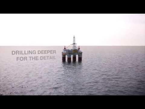 Rig Surveys - Service Offering Animation - Semi-submersible inspection, repair & maintenance