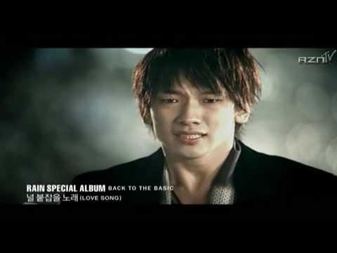 Rain(Bi)   Love Song [HQ:MV Teaser ver.1]