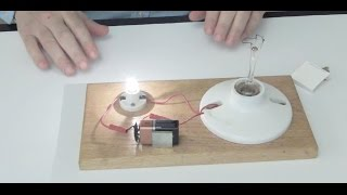 A Light  Bulb Mystery- Electric Resistance // Homemade Science with Bruce Yeany