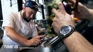 Time Is Precision. | Drew DiTomo - Chef de Cuisine at Amis Trattoria