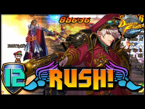 DFO Rush! - [Male Spitfire] - DROPPIN' BOMBS! |