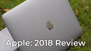 Apple in 2018 - Year Review