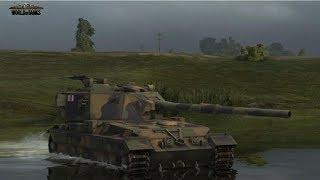 FV215b (183) - Воин, Знак классности