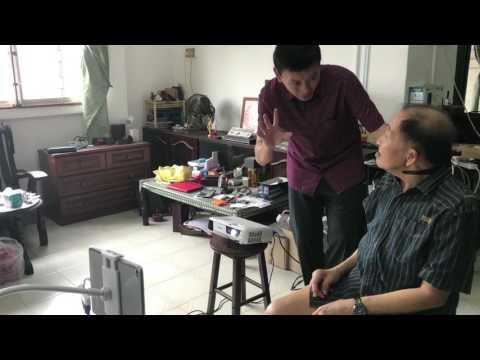 Tele-rehabilitation in Singapore
