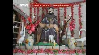 GloboNews - Codó - MA - Fernando Gabeira - 1/2