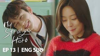 Yoo Seung Ho Has a Smile Only for Cho Bo Ah [My Strange Hero Ep 13]