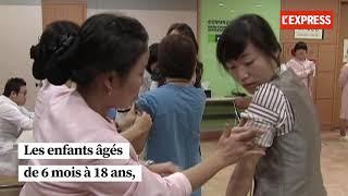 La Corée du Sud suspend son programme de vaccination contre la grippe
