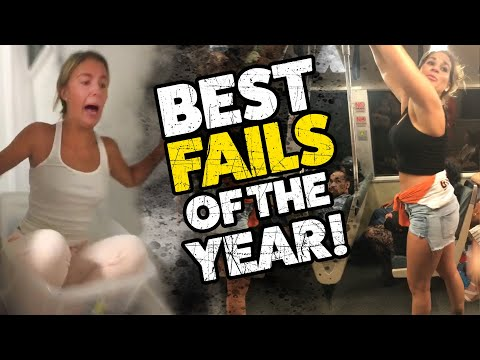 Best Fails of the Year! Part 1 | The Best Fails 2019 | Funny Videos