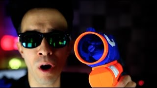 Most Dangerous Nerf Toy Ever or Fidget Spinner Rubiks Cube? YOU VOTE AND DECIDE!!