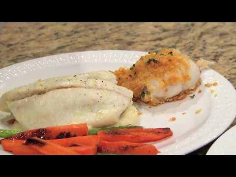 Cooking The Catch: Fluke Two Recipes