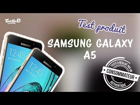 Test Produit - Samsung Galaxy A5 2015
