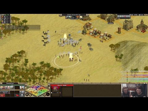 Rise of Nations 4v4 Shoutcast