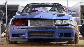 homepage tile video photo for Rough Weekend for the E36...