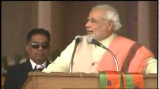 "Shri Narendra Modi addressing ""Vijay Sankalp"" Rally in Ranchi, Jharkhand - Speech"
