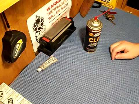 CLP Breakfree What To Use To Clean Your Gun