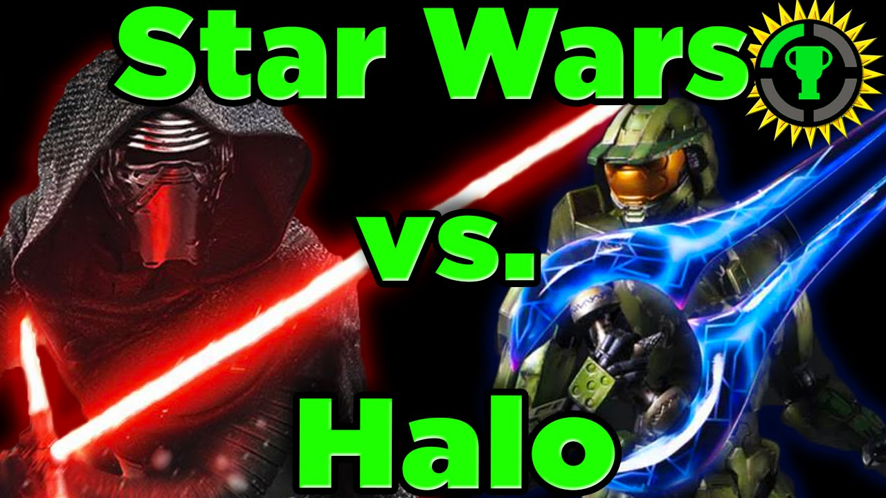 Game theory star wars lightsaber vs halo energy sword 5 star energy