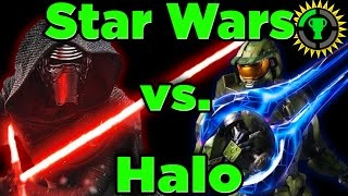 Download Game Theory: Star Wars Lightsaber Vs Halo Energy Sword Mp3 and Videos