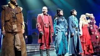 2015.10.04 Romeo et Juliette (soirée) Curtain call, Seoul Korea