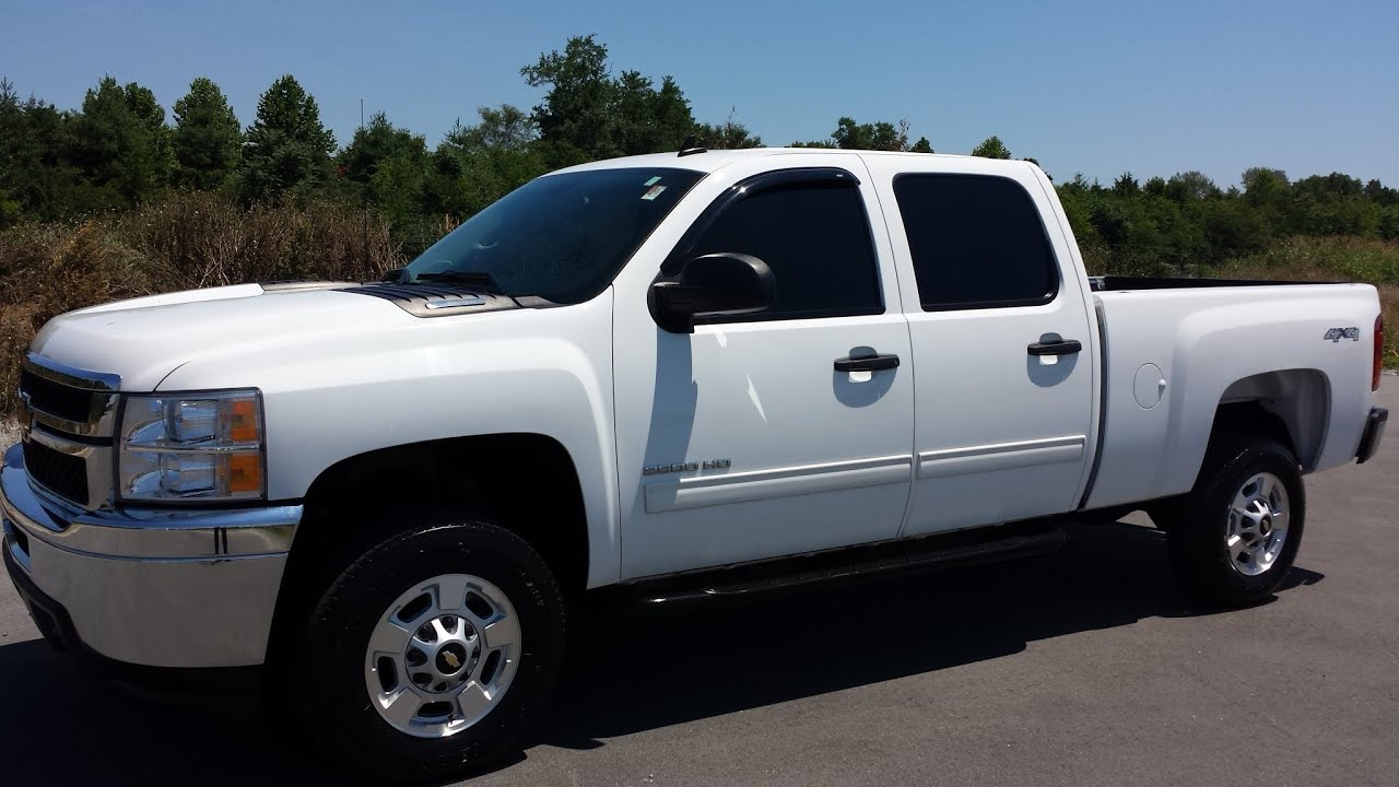 chevrolet silverado 2500hd crew cab 4x4 lt duramax 73k for sale call 855 507 8520. Black Bedroom Furniture Sets. Home Design Ideas