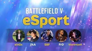 Battlefield V : les craintes des joueurs eSport