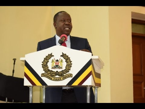 Employ extreme restraint, Matiangi urges police ahead of poll