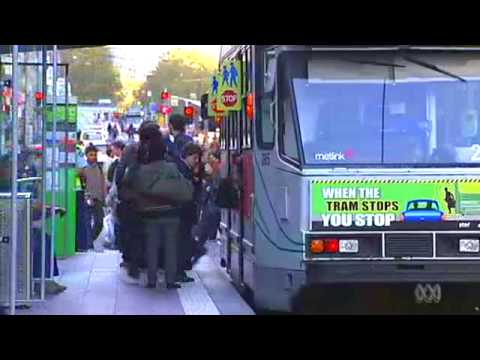 Public opposition to location of new tram substations   ABC News Australian Broadcasting Corporation