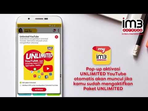 Cara Mengaktifkan Unlimited Youtube Indosat Ooredoo Youtube
