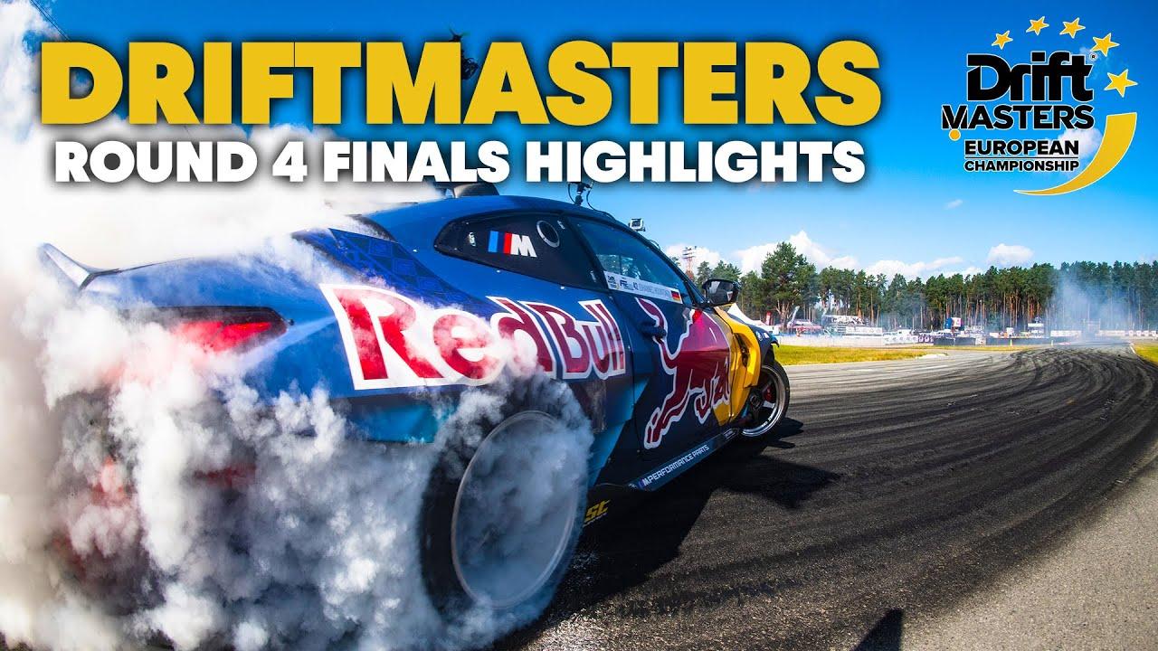 2021 Drift Masters European Championship: Round 4 Finals Highlights
