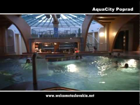 aquapark AquaCity Poprad - www.welcometoslovakia.net