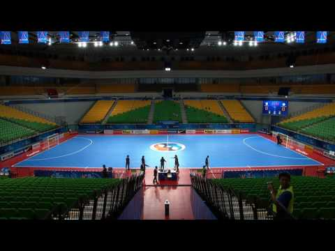 Al-Sadd vs Taipower FC (AFC Futsal Club Championship: Group Stage)