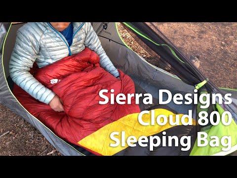 Quilt Killer! | Sierra Designs Cloud 800 Sleeping Bag (Level 3: Hiking Nerd Full Review)