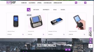 BuyShop Magento theme   customization video manual avi