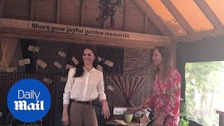 kate-shares-favourite-garden-memory-chelsea-flower-show