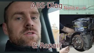 Diagnose and Repair ABS Problems on Chevrolet Avalanch
