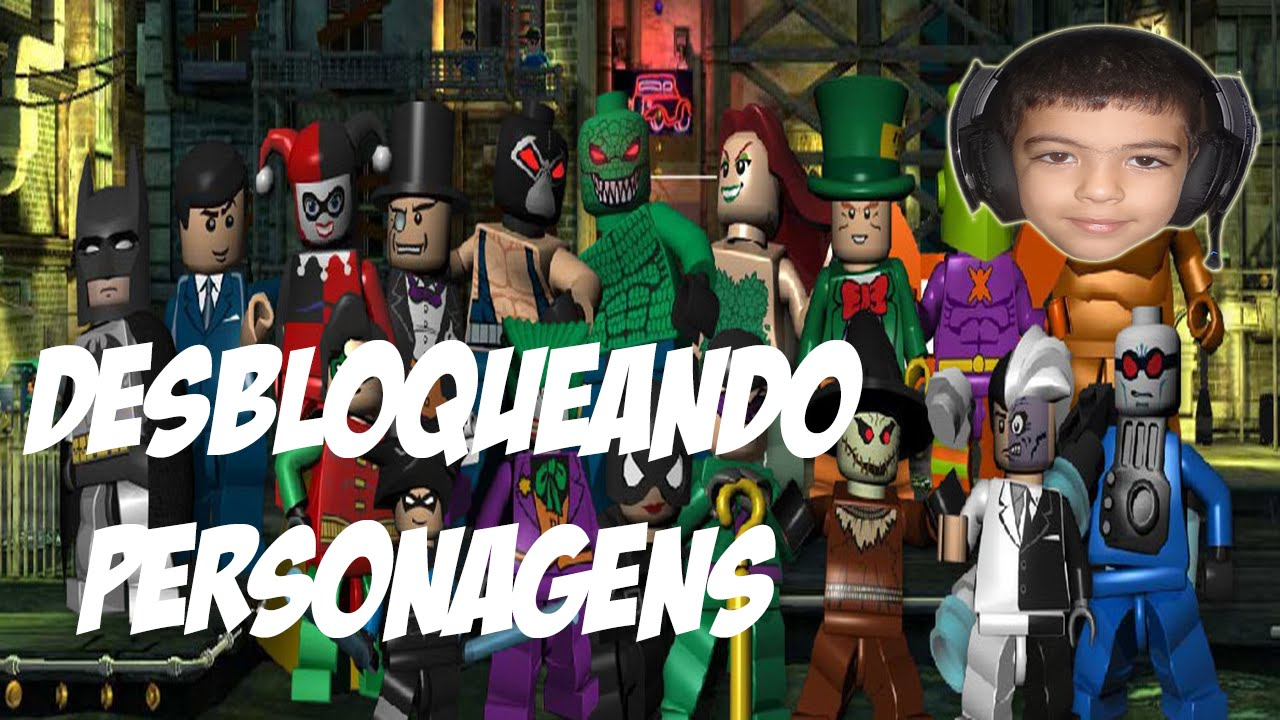 Lego batman 3 c digos para desbloquear personagens for Codigos de lego batman