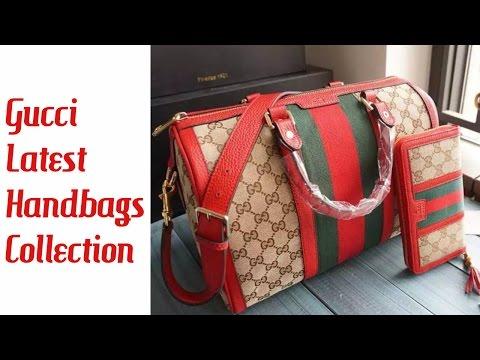 Gucci Latest Handbags Collection 2018